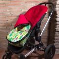 Universal stroller footmuff - Little Red Riding Hood