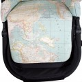 Bugaboo Seat liner - world map