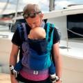 Ergonomic Baby carrier - aurora