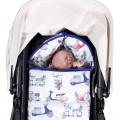 Saco para capazo bebé verano - personalizalo