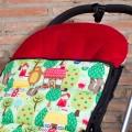 Saco carrito Maclaren invierno - elige el estampado
