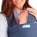 Fular portabebes elastico Moby - batik