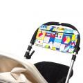 Bolso manillar carrito bebé para manillar - elige el estampado
