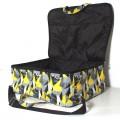 Bolsa maleta bebé - pop art