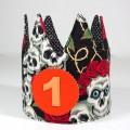 Corona para cumpleaños - elige el estampado