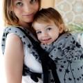 Mochila portabebes para bebés grandes - day sky