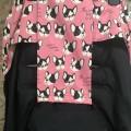 Saco invierno universal pink dogs 4
