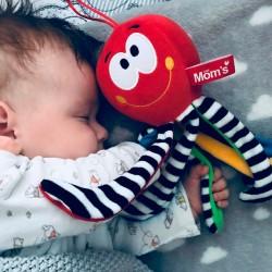 Regalo bebe pulpo sensorial