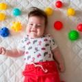Bolas con texturas juguete bebe