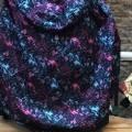 detalle Cobertor de porteo impermeable - garabatos