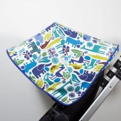 Capota para carrito Bugaboo - animales azul