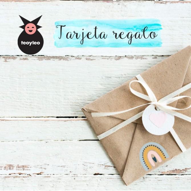 Tarjeta regalo Teoyleo bebé