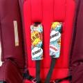 Protector cinturon - crash boom