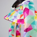 Capota para Jane Matrix Light - arcoiris geometric