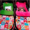 Saco de invierno - Baby Monsters Esasy Twin - elige el estampado