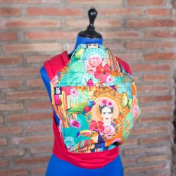 Mei tai portabebes - Frida