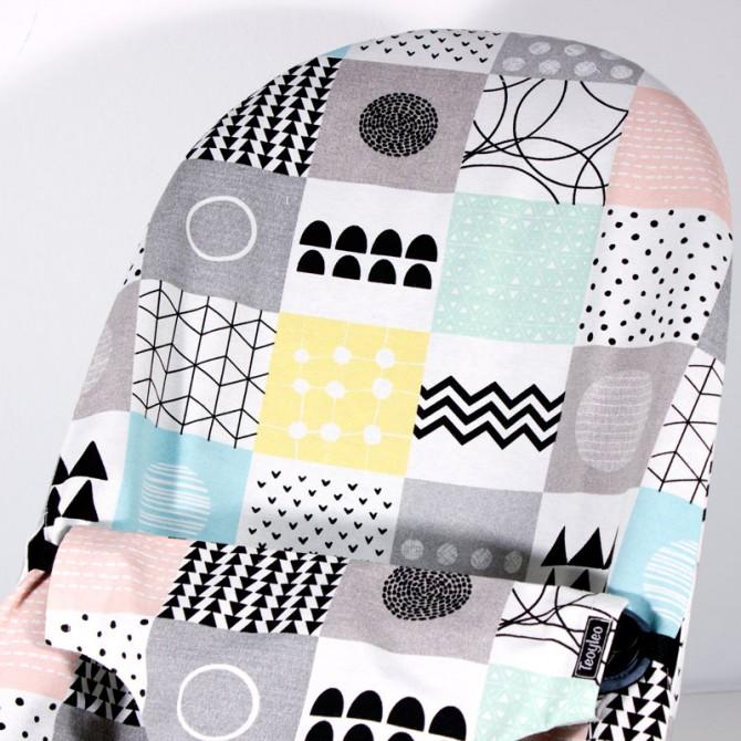 Funda de tela para hamaca babybjorn - elige el estampado