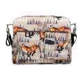 Bolso maternidad carrito - winter fox