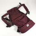 Mochila para llevar a los bebes ergonomicas, modelo Red Mosaic