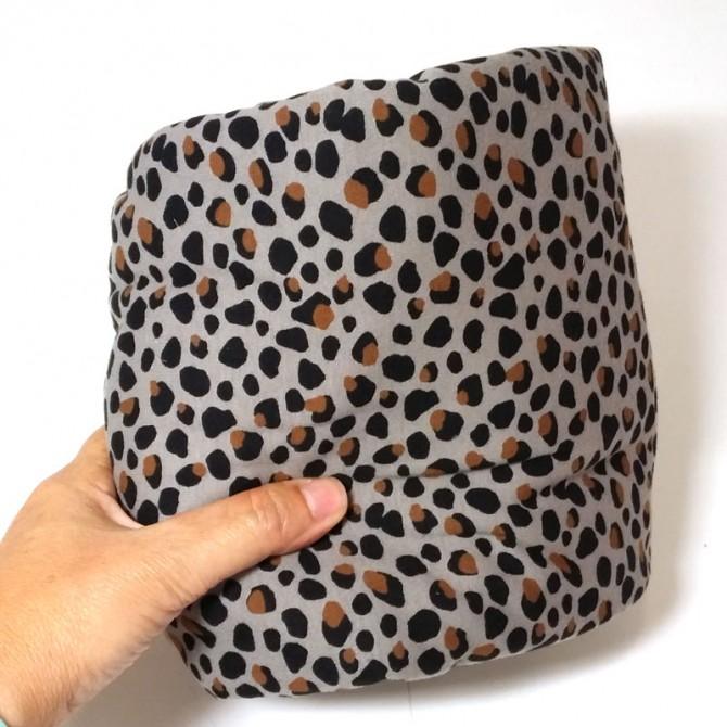Fular portabebes elastico con estampado print animal