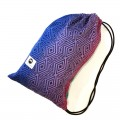 Bolsa para guardar mochila ergonómica potabebes - dark aurora - Littlefrog