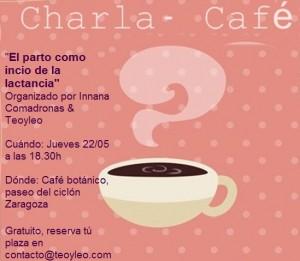 Cafe charla en el botánico