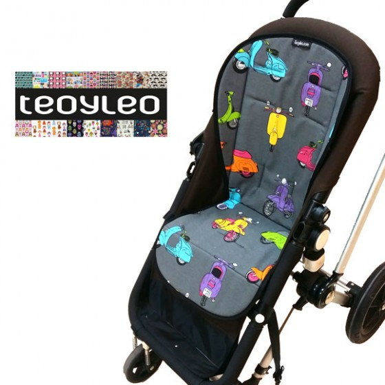Teoyleo regalos originales para bebes molones for Mclaren carro de paseo
