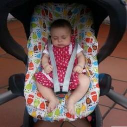 Maxi cosi Stokke, funda bebe