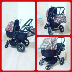 Borsino Baby Anne, silla personalizada