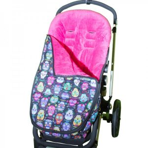 Saco de invierno para silla de beb for Saco invierno maclaren