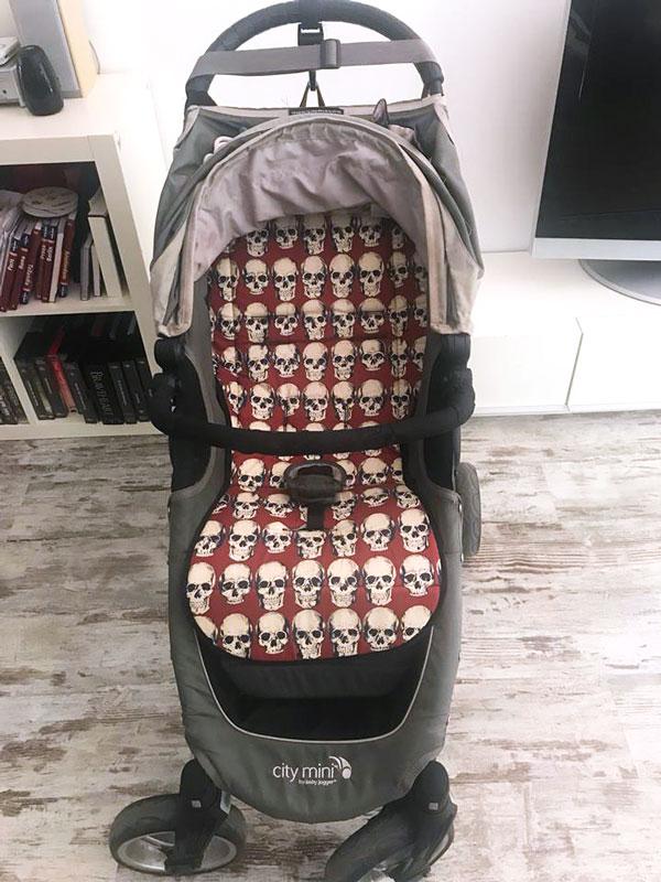 Colchoneta silla City mini Baby Joger