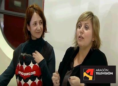Teoyleo en Aragon Television