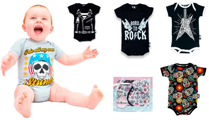 Detalles para bebes recien nacidos modernos