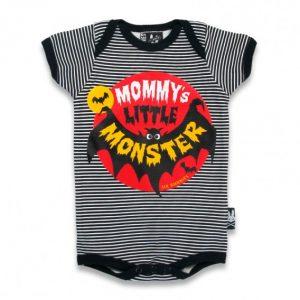 body-bebe-gracioso-mommys-little-monster