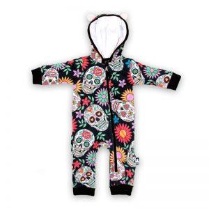 Pelele ropa de rock para bebes
