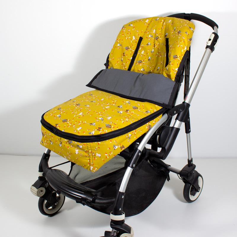 Saco de verano para silla de paseo universal