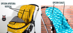sacos de silla