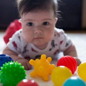 juegos para bebé