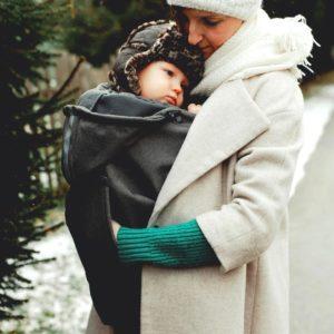 cómo abrigo a mi bebé