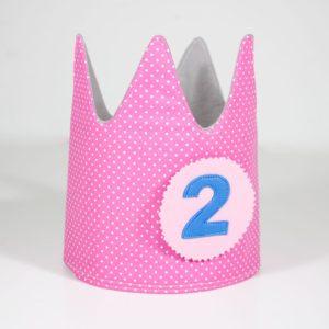 Corona de cumpleaños