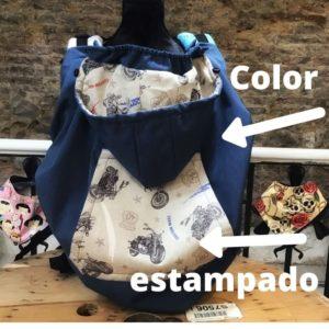 Cobertor de porteo personalizado