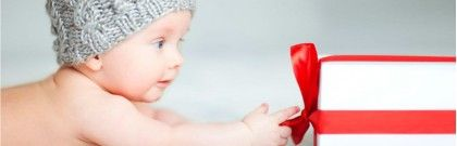 Baby gift cheque