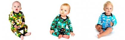 Bodies y pijamas bebés