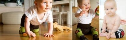 Genouillères pour bébé