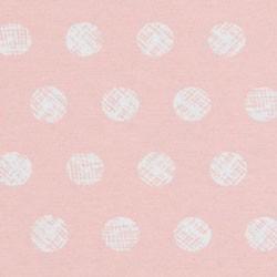 Tela 799 bolas algodones rosa
