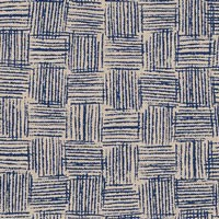 Tela 897 blue denim pattern