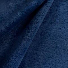 Minkee azul marino